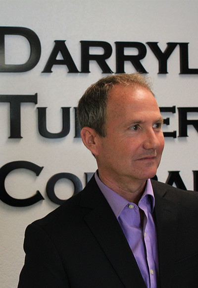 Darryl Turner, CEO of Darryl Turner Corporations
